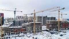 В новой Москве в марте введут более 470 тысяч «квадратов» недвижимости