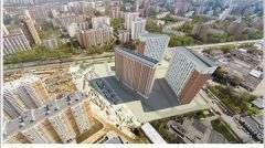 В Москве благоустроят улицы рядом с ТПУ «Ховрино»