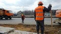 Реконструкция Внуковского шоссе завершится через год