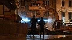 В центре Москвы снесли два самостроя