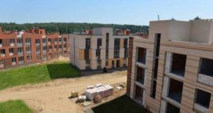 Строительство ЖК «Андерсен» в Новой Москве планируют завершить летом