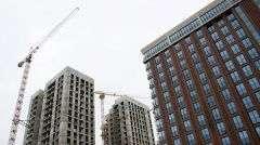 Ввод жилья в России упал в первом квартале на 6%