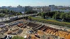 Власти Москвы выделили землю под строительство метро