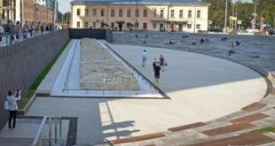 Пространство «Яма» на Хохловской площади в Москве открыли после ремонта