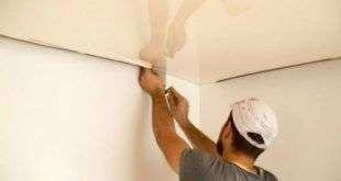 Почему натяжные потолки могут трещать и что с этим делать?