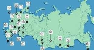 Сколько квартир надо продать в регионе, чтобы купить в Москве. Инфографика