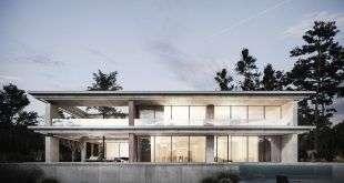 Эко-культура в архитектуре и дизайне Modern house от Dezest