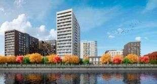 I этап строительства клубного квартала «Резиденции Архитекторов» завершен