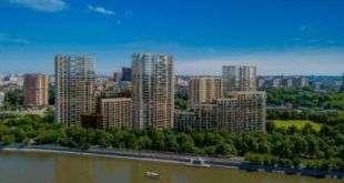 ГК «Инград» открывает продажи квартир в корпусе №1 ЖК RiverSky