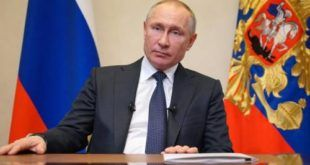 Путин поручил организовать постоянный мониторинг экономической ситуации в России