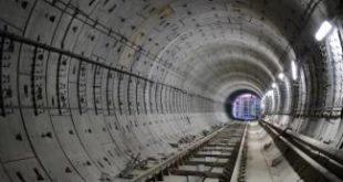 600 км тоннелей метро дезинфицируют в марте и апреле