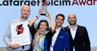 На конкурс LafargeHolcim Awards было подано около пяти тысяч работ