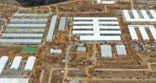 Лучше поздно, чем никогда: этапы строительства коронавирусного центра в ТиНАО
