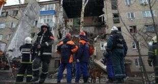 Число погибших при взрыве газа в Орехово-Зуеве увеличилось до трех
