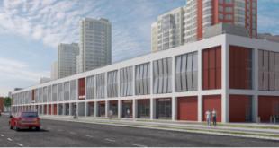 В Долгопрудном появится торговый центр с многоуровневым паркингом