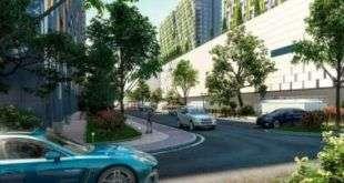 В ЖК «Летний сад» откроют новый автомобильный выезд
