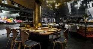 Архитектурное бюро Archpoint сделало проект дизайна ресторана греческой кухни «Пифагор»
