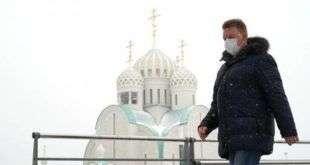 В России число заразившихся коронавирусом увеличилось на 18,8% за сутки
