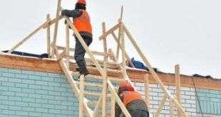 Основные строительные работы в инфекционном центре завершены