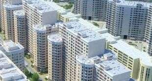 В Москве ввели более 3 млн кв. м недвижимости с начала года