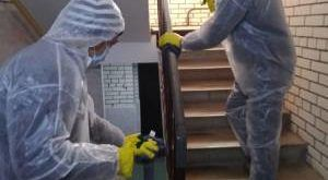 Видео инструкция по проведению дезинфекции мест общего пользования в многоквартирных домах