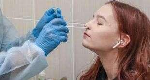 Почти 1,5 тыс. новых случаев коронавируса зарегистрировали в России за сутки
