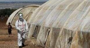 Сирия попросила Россию о помощи в борьбе с коронавирусом