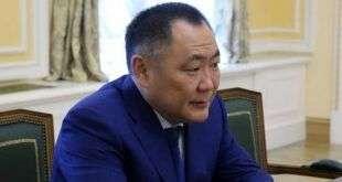 Глава Тувы сообщил о своей госпитализации из-за коронавируса