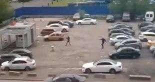 СК возбудил дело по факту перестрелки у ЖК «Ясный» в Москве