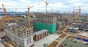 За строительством социальных объектов в Питере будут следить с помощью веб-камер