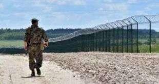 Постройку «Великой украинской стены» на границе с Россией отсрочили до 2025 года