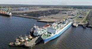 «Новотранс» обеспечил перевалку 850 тыс. тонн грузов на паромном комплексе в порту Усть-Луга