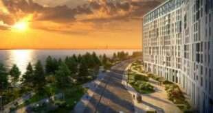 «Группа ЛСР» вывела на рынок новый видовой дом в ЖК «Морская набережная. SeaView»