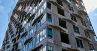 Архитектура окон в клубном доме Vitality
