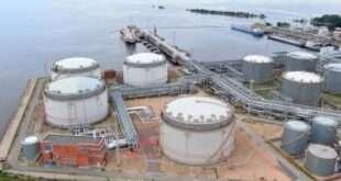 Проект реконструкции «старой» части Петербургского нефтяного терминала не будет остановлен из-за коронакризиса