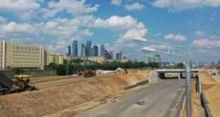 Как будет строиться проспект Генерала Дорохова