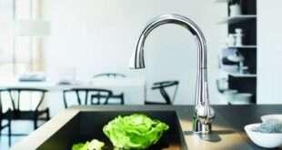 Кухня от бренда Grohe: сочетание современности и удобства