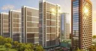 Открыты продажи квартир в корпусах III этапа ЖК «Континенты» на Парнасе