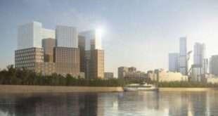 Архсовет одобрил проект ЖК, который появится на Причальном проезде в Москве