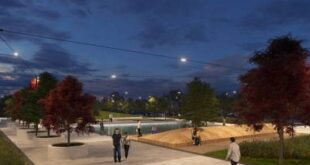 Презентация концепции нового парка в Раменках стала «Событием»