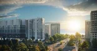 Новый дом в «Морской набережной» вышел на рынок