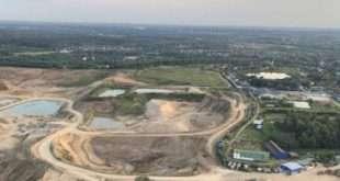 Три дороги построят для начальной школы в поселении Киевский