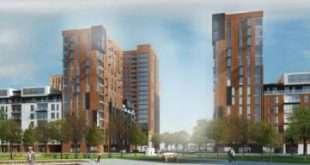 Группа «Эталон» получила разрешение на строительство офисного центра для Райффайзенбанка