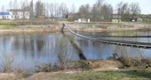 В Боровичах Новгородской области через год откроются обновленную набережную