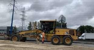 Завершено строительство почти 13 километров дорог на территории бывшего завода ЗИЛ с начала реализации программы