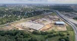 Крупный бизнес-центр построят в районе Северный