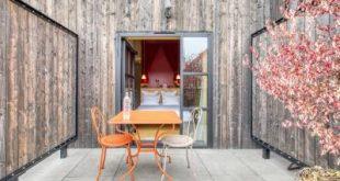 MOB Paris Les Puces — провинциальный мотель с современным дизайном