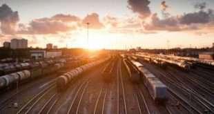 На станции Мекензиевы Горы в Крыму реконструируют грузовые платформы