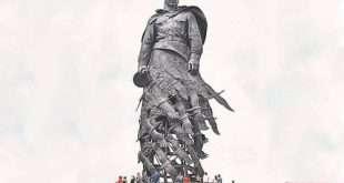 Сколько людей посещают ржевский мемориал?
