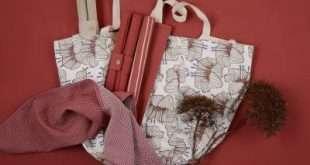 Компания домашнего текстиля Tkano выпустила новую коллекцию Prairie